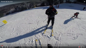 Thrower GoPro Ski Video