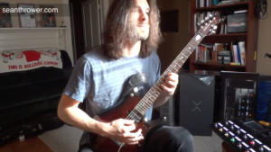 Line 6 Helix and Jack Thammarat Cover Video