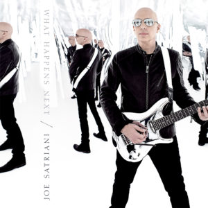 New Joe Satriani Album