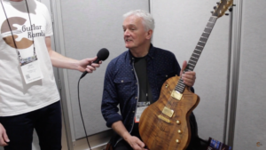 Lowden Electric Guitar, George Lowden Interview