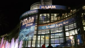 We Went to NAMM!