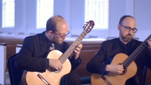 Featured Artists: Athens Guitar Duo