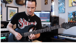 Megadeth's Tornado of Souls Solo Lesson (Ben Eller's YouTube Channel)